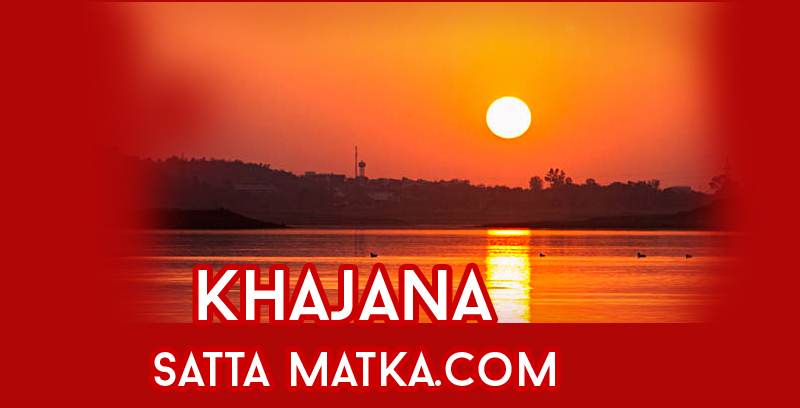 WELCOME TO KHAJANA SATTA MATKA ****